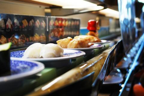 ファーストフード最強は回転寿司に決まってるでしょ。