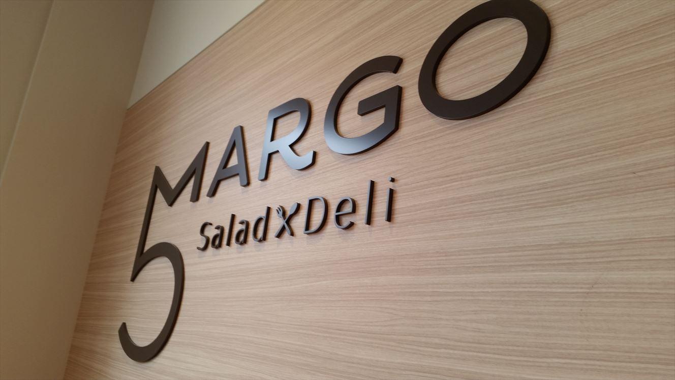 低炭水化物ダイエットもカロリー調整ダイエットも! サラダ食べ放題の西新宿・MARGOの野菜は最高!!