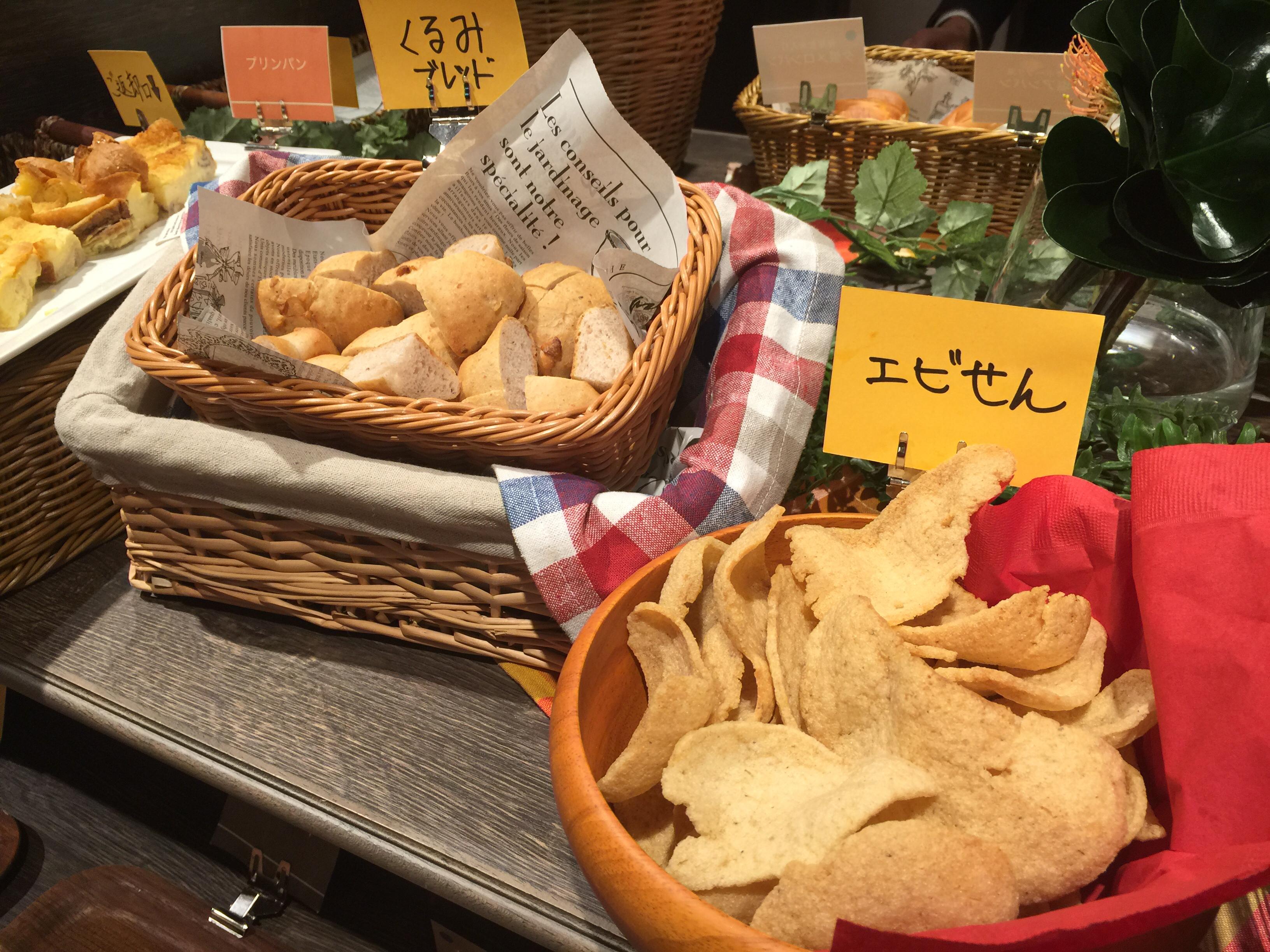 新宿、中村屋ビル内のアジアンカフェ「CAFE RAMBUTAN」のランチが美味しいパン食べ放題などで満足度高し!