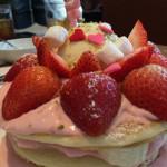原宿「Moena CAFE」でめっちゃ美味しいパンケーキを堪能してきた。オッサンでも美味しく食べられたよ!