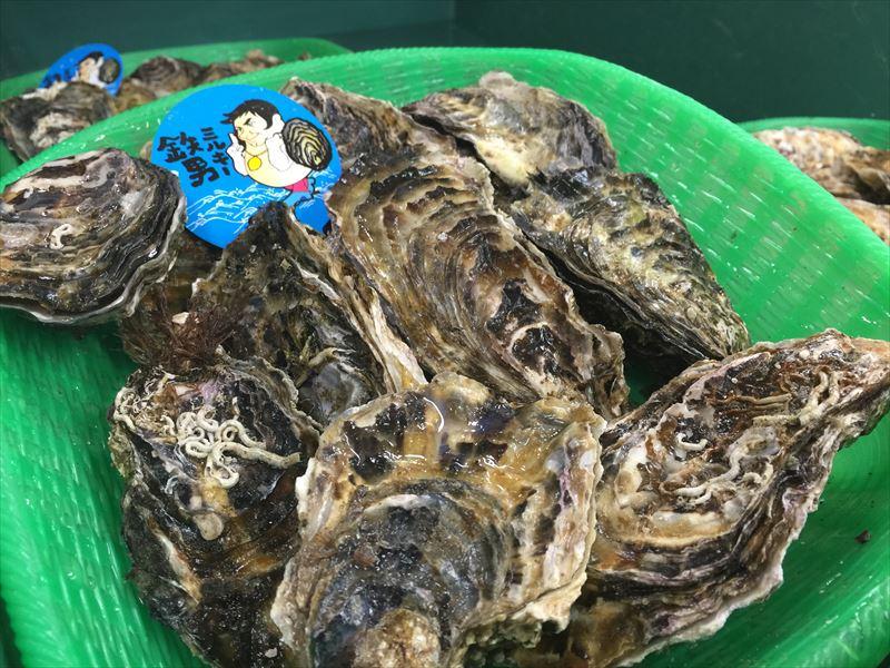 広島・江田島産の牡蠣