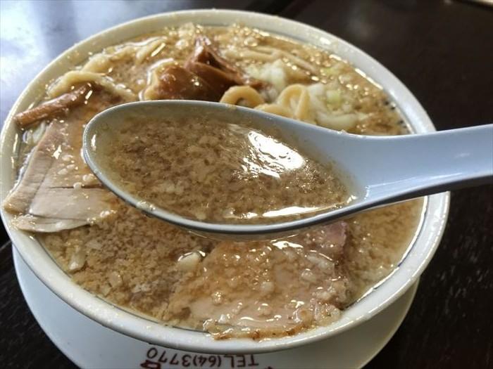 杭州飯店 中華そば スープ
