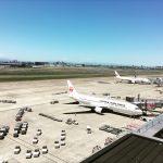 羽田空港は都内の原付バイクツーリングでも有数の気持ち良さ #tricity #トリシティ