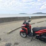 トリシティ125など原付バイクの近距離プチツーリングまとめ #TRICITY #トリシティ