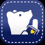 1タップで新規スケジュール作成画面を起動する「Lifebear」はホーム画面に【Android】