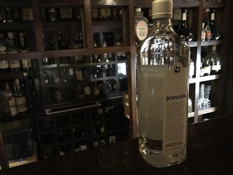 珍しいボトル